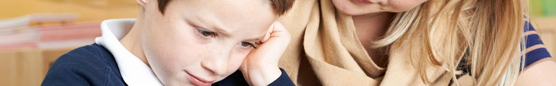 μαθησιακές δυσκολίες συμπτώματα